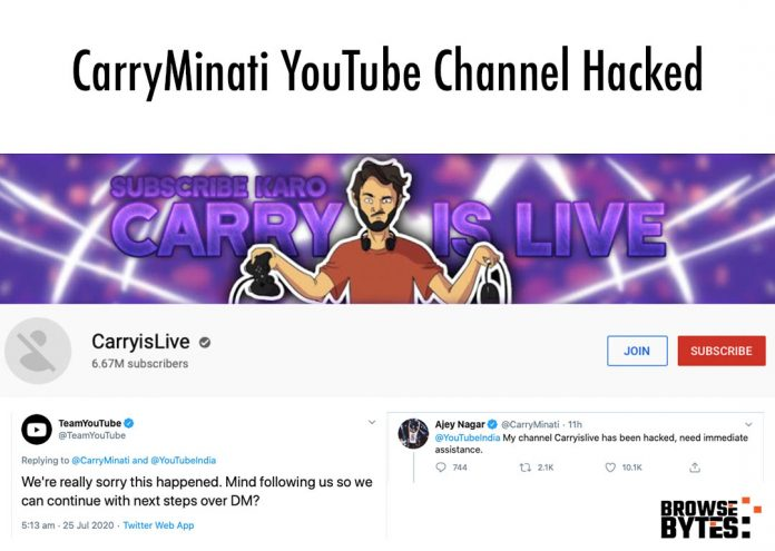 carryminati-carryislive-youtube-hacked-browsebytes