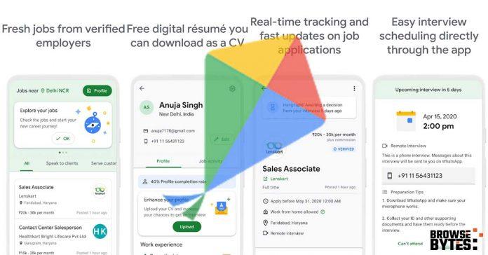 google-kormo-app-jobs-freshers-india-browsebytes