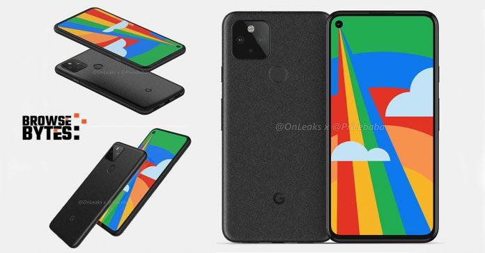 google-pixel-5-renders-leak-browsebytes